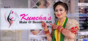 Business Information: Kuncha's Hair And Beauty Art